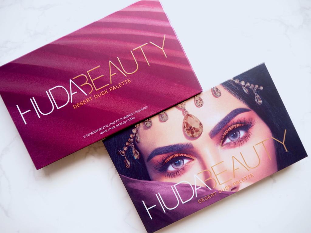 Desert Dusk Eyeshadow Palette