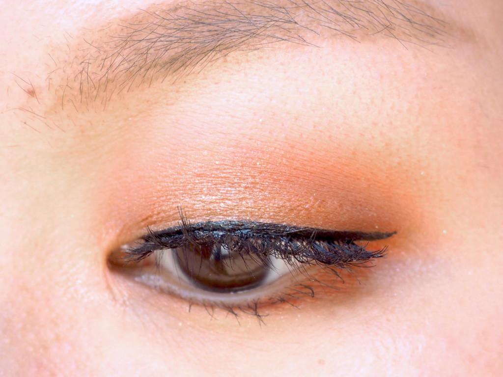 Desert Dusk Eyeshadow Palette アイメイク1
