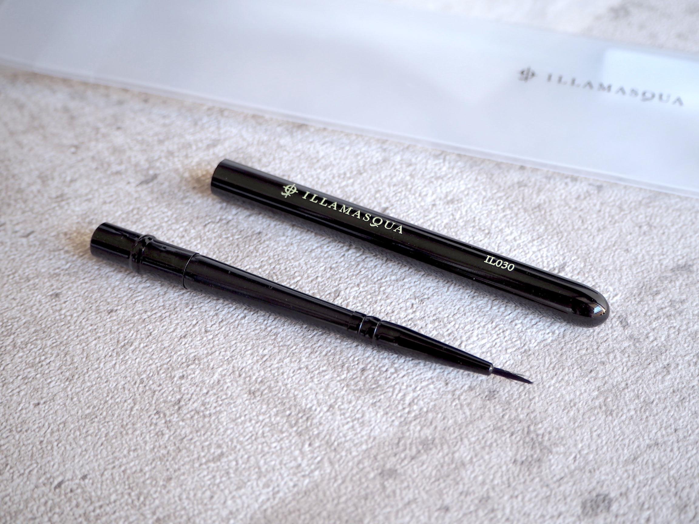 Illamasqua Fine Eyeliner Brush with Cover