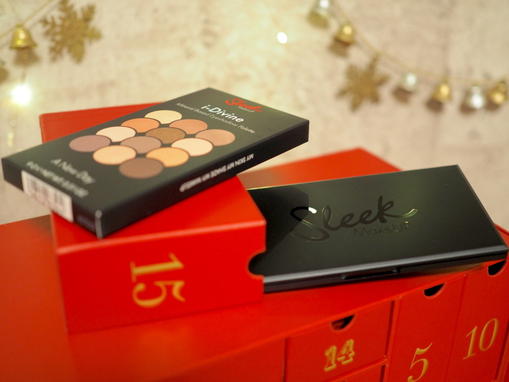 Sleek MakeUP I-Divine Palette