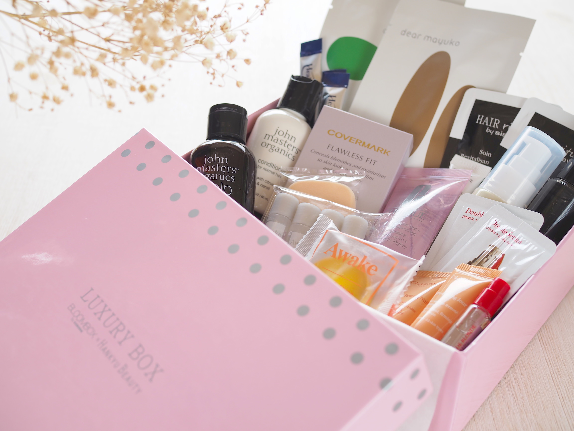 2019年LUXURY BOX