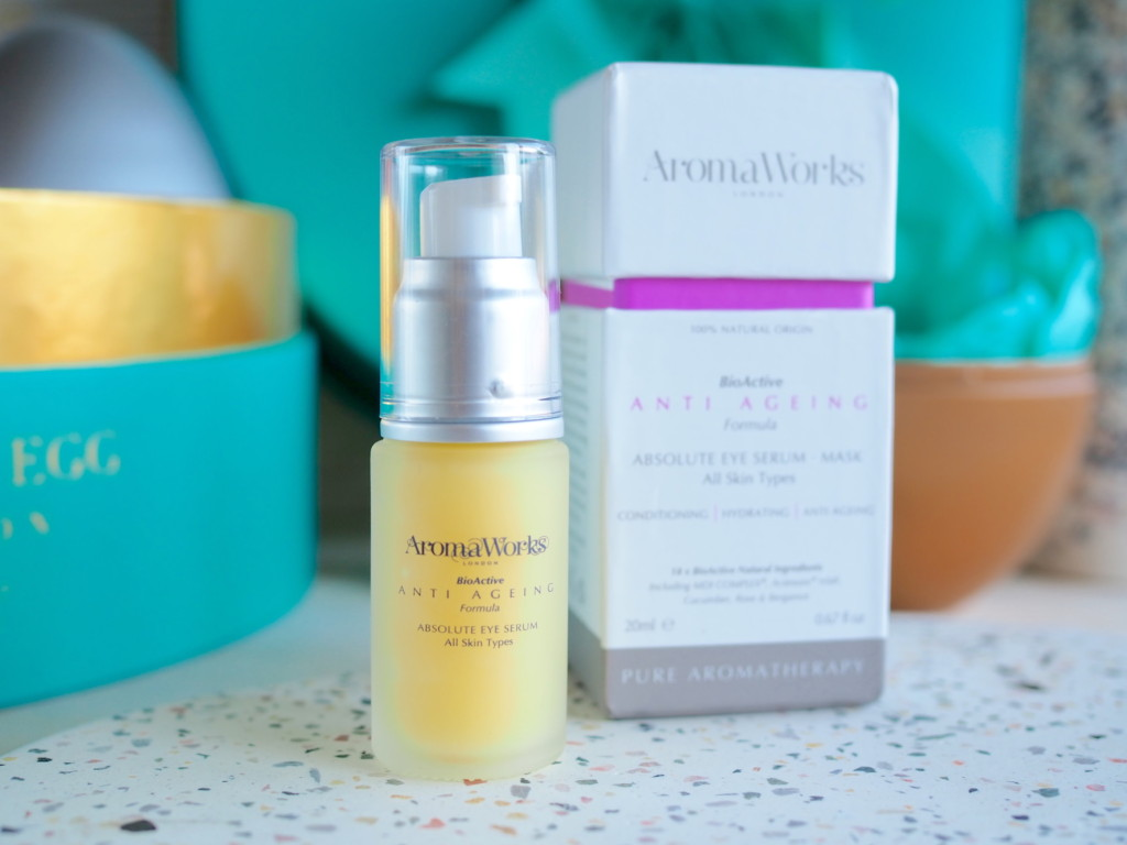 AromaWorks Absolute Eye Serum Mask