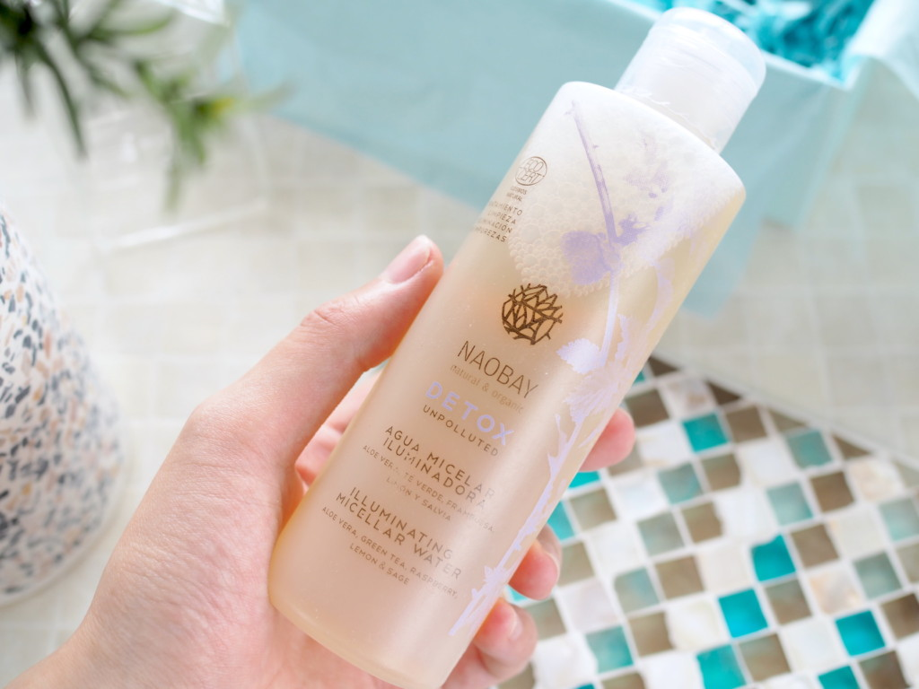 Naobay DETOX Illuminating Micellar Water