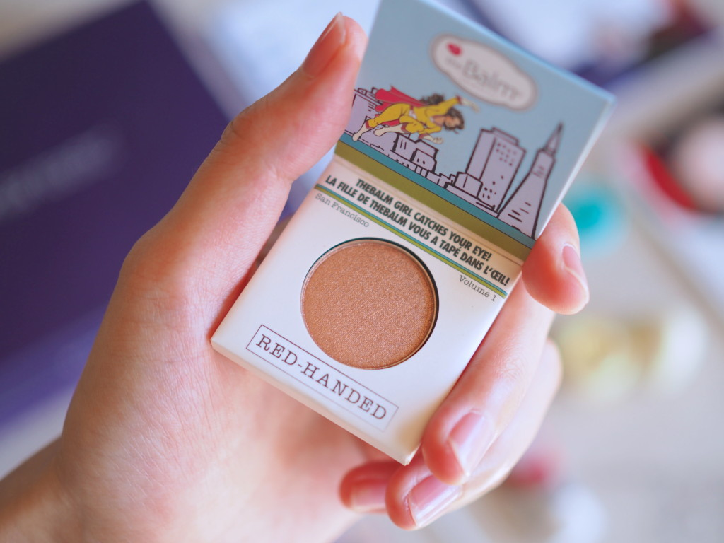 theBalm Foiled Again...® - Red-Handed