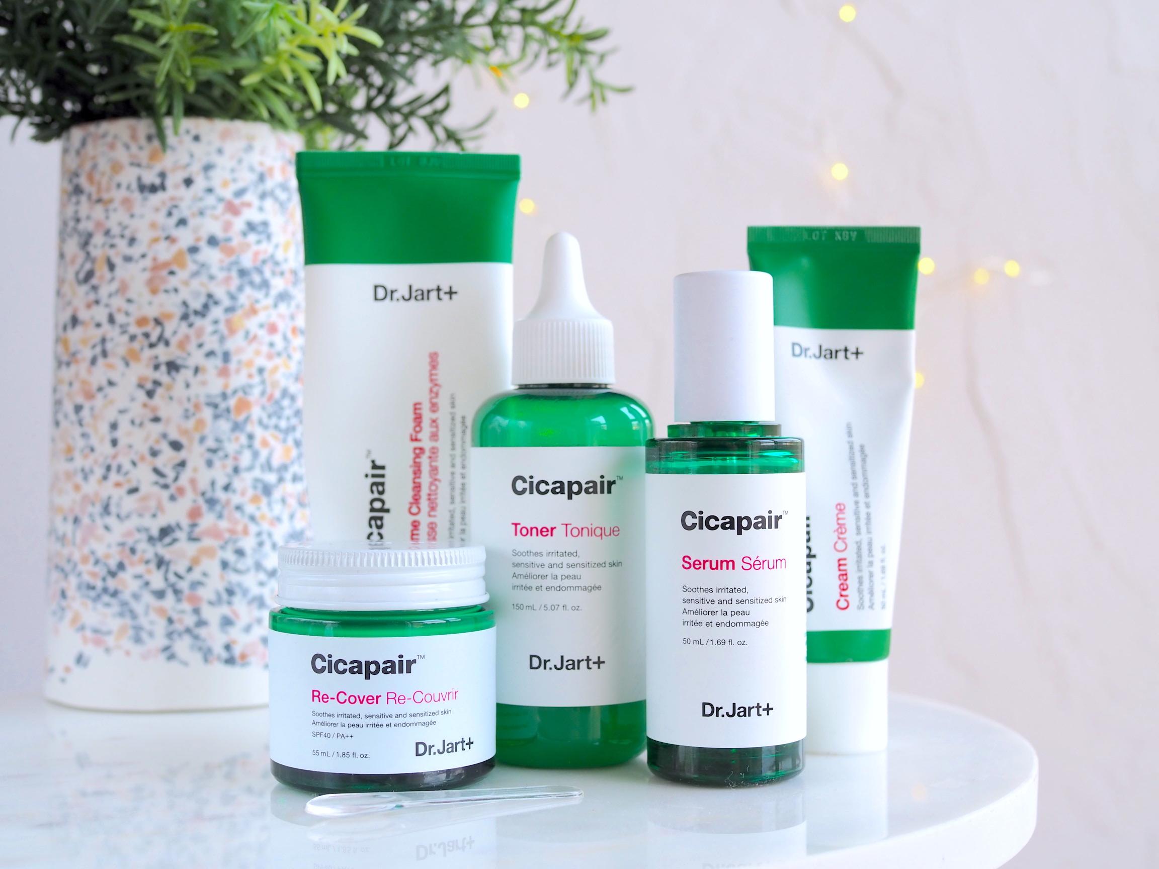 Dr.Jart+ Cicapairシリーズ