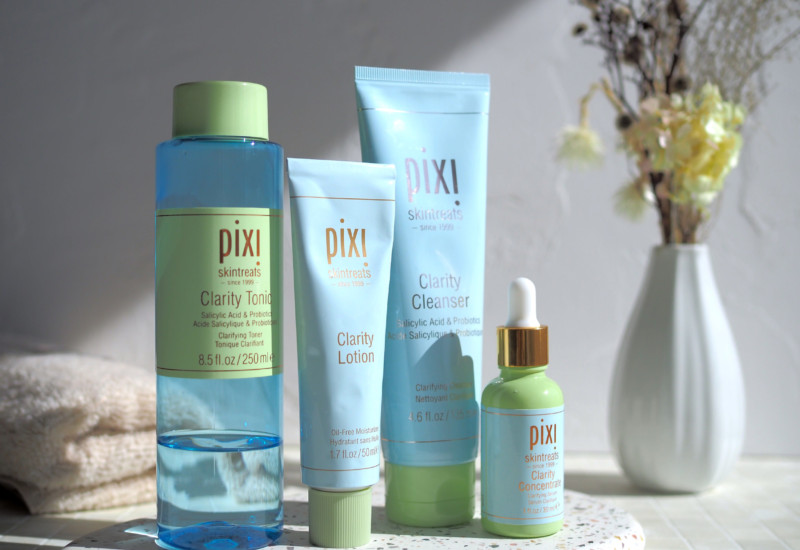 Pixi Beauty Clarity Collection