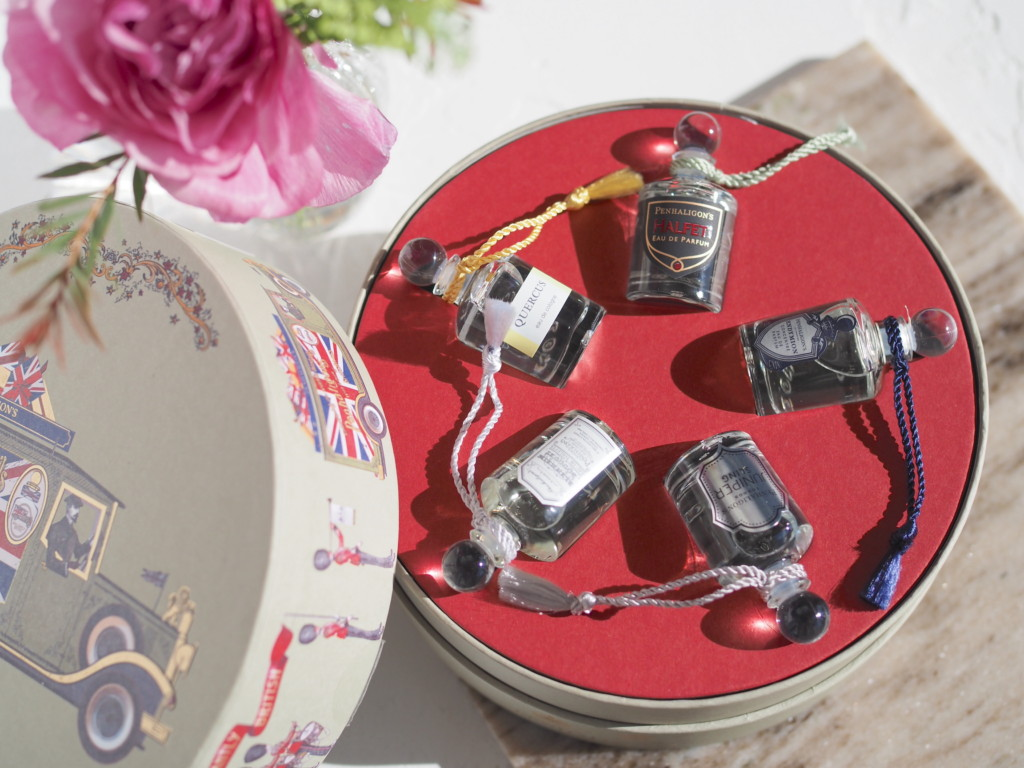 Penhaligon's Gentlemen's Fragrance Collection