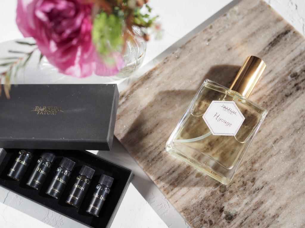 Parfum Satori Hyouge Eau de Parfum