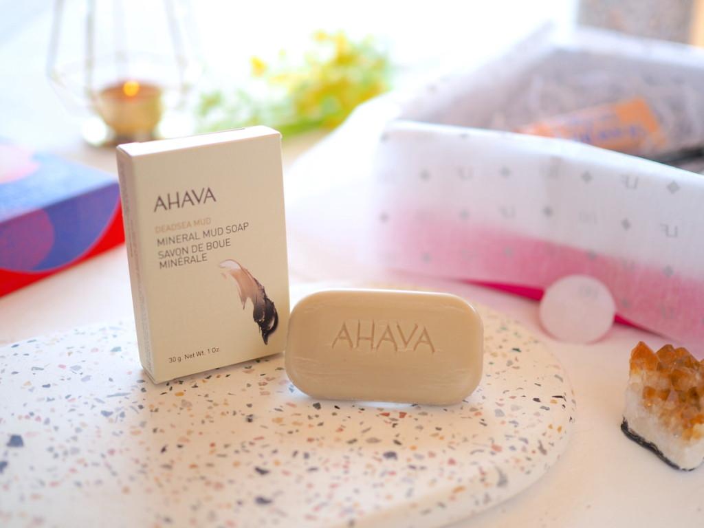 AHAVA Purifying Dead Sea Mud Soap