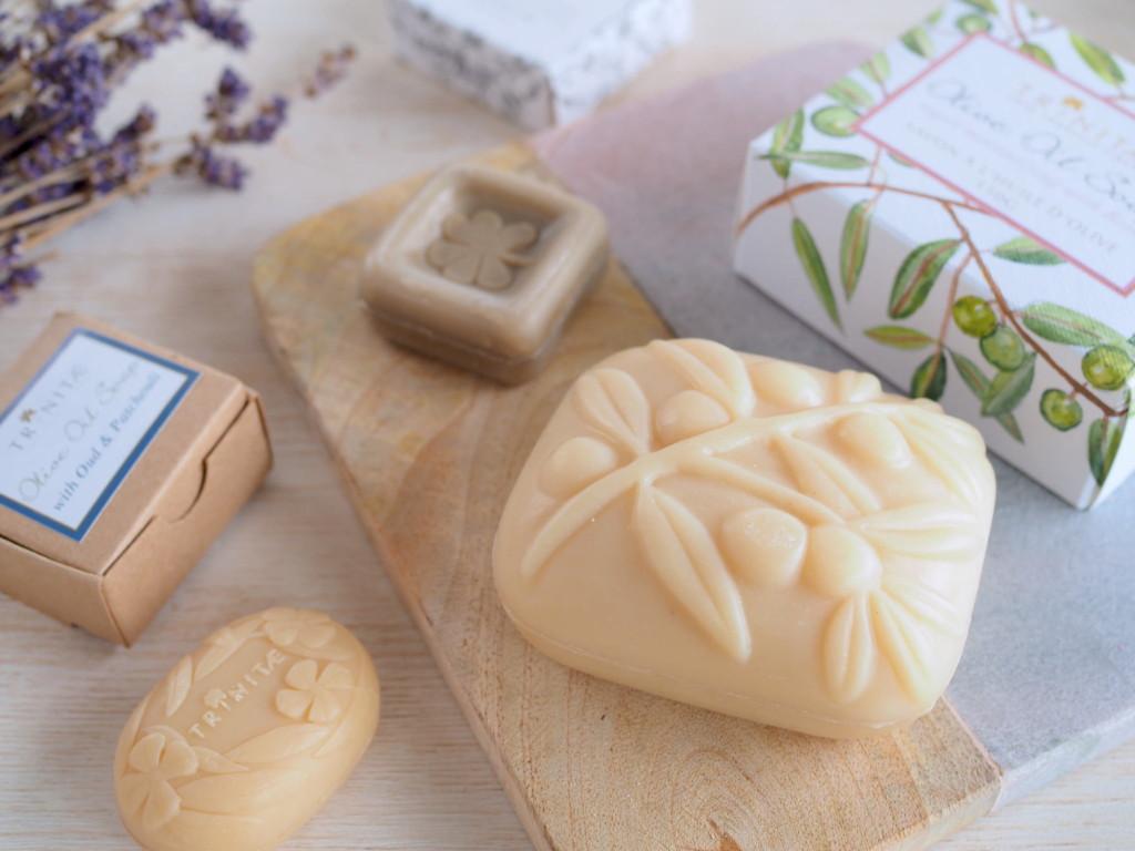 Olive Oil Soap super moisturizing with Rose